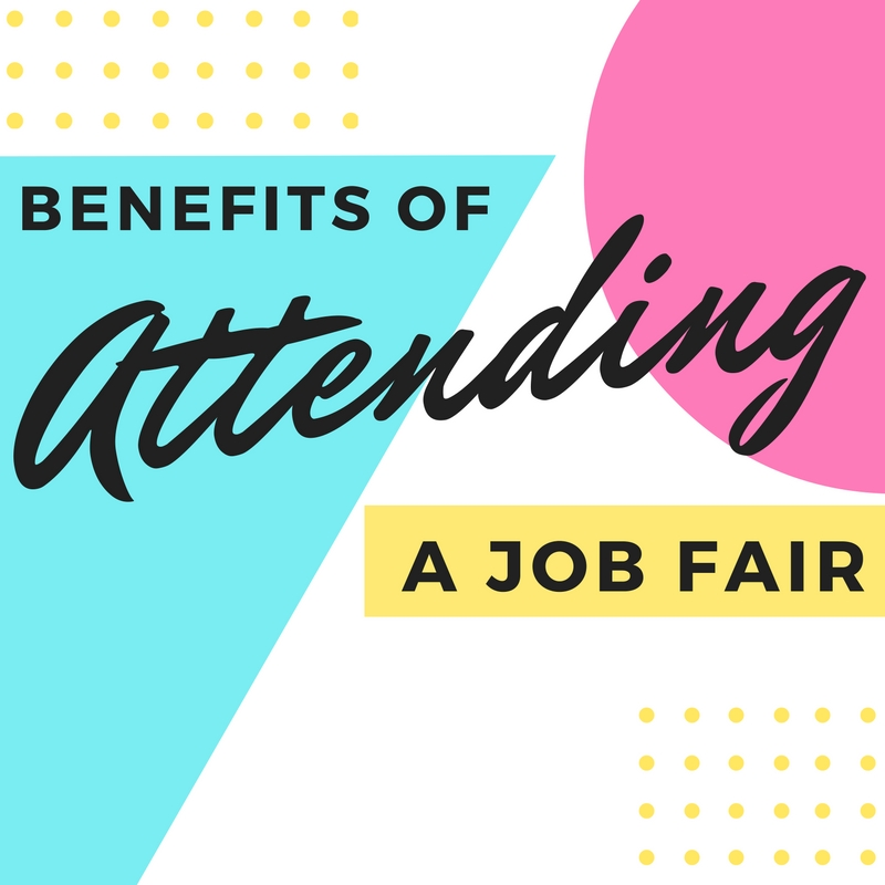 Benefits Of Attending A Job Fair